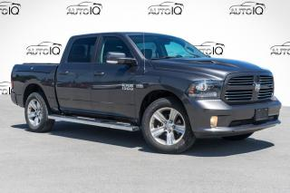 Used 2016 RAM 1500 SPORT for sale in Barrie, ON