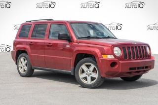 Used 2010 Jeep Patriot Sport/North for sale in Barrie, ON