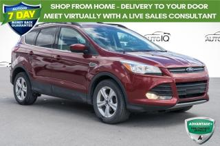 Used 2014 Ford Escape SE VERY CLEAN LOW MILEAGE CAR for sale in Innisfil, ON