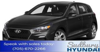 New 2020 Hyundai Elantra GT N Line Ultimate for sale in Sudbury, ON