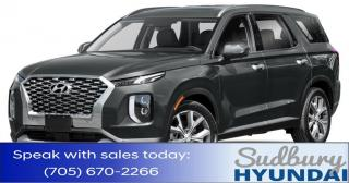 New 2020 Hyundai PALISADE Luxury 7 Passenger for sale in Sudbury, ON