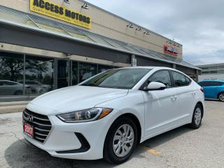 Used 2017 Hyundai Elantra 4DR SDN AUTO LE for sale in North York, ON