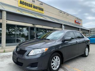 Used 2009 Toyota Corolla 4DR SDN AUTO CE for sale in North York, ON