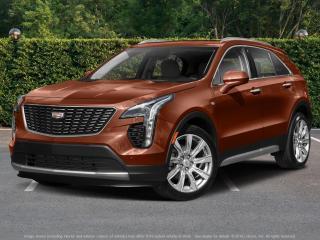 New 2020 Cadillac XT4 AWD Premium Luxury for sale in Winnipeg, MB