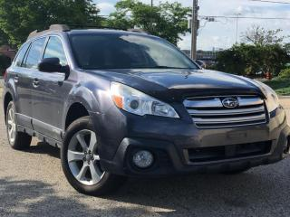 Used 2013 Subaru Outback 5DR WGN CVT 2.5I TOURING for sale in Waterloo, ON