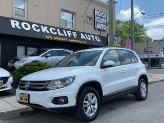 Used 2017 Volkswagen Tiguan 2WD 4dr Trendline for sale in Scarborough, ON