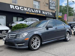 Used 2013 Mercedes-Benz C-Class 4dr Sdn C 300 4MATIC for sale in Scarborough, ON