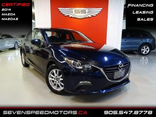 Used 2014 Mazda MAZDA3 GS SKY | CAMERA | CERTIFIED | FINANCE @ 4.65% for sale in Oakville, ON