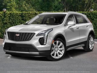 New 2020 Cadillac XT4 AWD Sport for sale in Winnipeg, MB