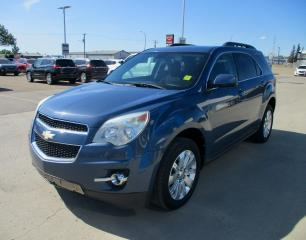 Used 2011 Chevrolet Equinox 1LT/ HEATED SEATS AWD/ REMOTE START/ BLUETOOTH for sale in Estevan, SK