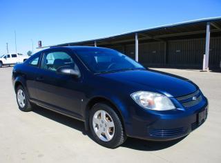 Used 2008 Chevrolet Cobalt LS/ LOW PRICED/ FUEL EFFICIENT/ LOCAL TRADE for sale in Estevan, SK