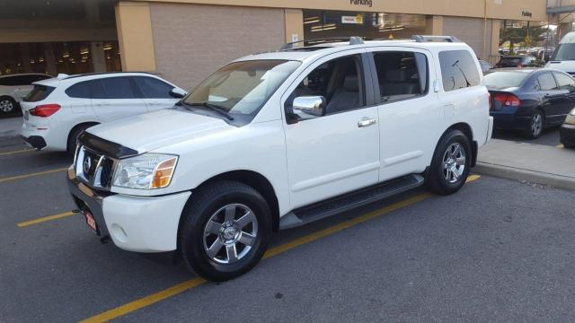 2007 Nissan Armada 7 Pass, Navi, DVD, Leather, Warranty availab