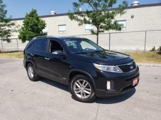 Used 2014 Kia Sorento LX, AWD, Auto, Low KM, 3/Y warranty available for sale in Toronto, ON