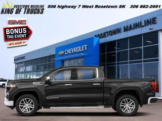 New 2020 GMC Sierra 1500 AT4 for sale in Rosetown, SK
