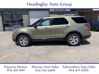 Used 2012 Ford Explorer XLT for sale in Headingley, MB