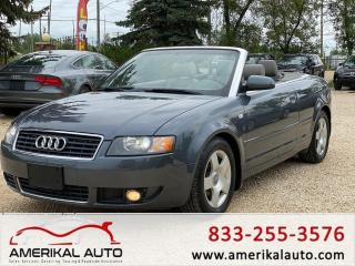 Used 2004 Audi A4 1.8T for sale in Winnipeg, MB