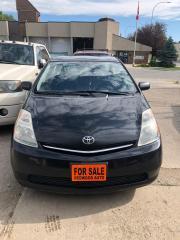 Used 2007 Toyota Prius for sale in Winnipeg, MB