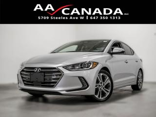 Used 2018 Hyundai Elantra GLS for sale in North York, ON