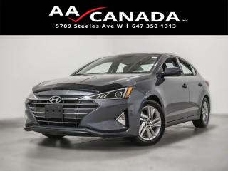 Used 2019 Hyundai Elantra Preferred for sale in North York, ON