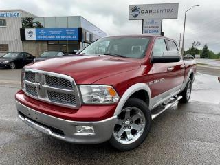 Used 2012 RAM 1500 Laramie for sale in Barrie, ON