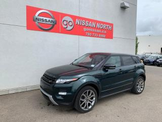 Used 2013 Land Rover Evoque Dynamic for sale in Edmonton, AB