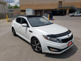 Used 2013 Kia Optima Double Sunroof, Auto, 3/Y Warranty available. for sale in Toronto, ON