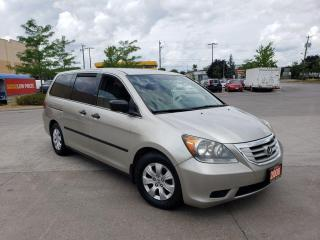 Used 2008 Honda Odyssey Only 121000 km, 7 Pass, Auto, warranty available for sale in Toronto, ON