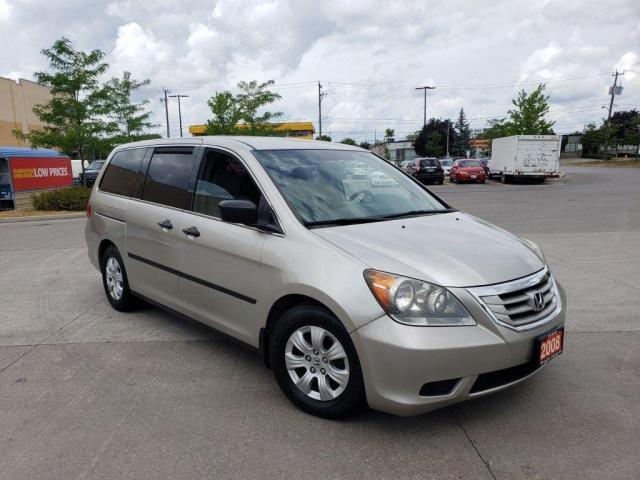 2008 Honda Odyssey Only 121000 km, 7 Pass, Auto, warranty available