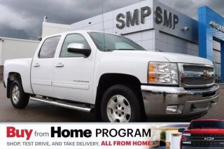 Used 2012 Chevrolet Silverado 1500 LT 4x4 - Bluetooth, Alloys, Trailering Pkg for sale in Saskatoon, SK