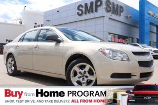 Used 2011 Chevrolet Malibu LS - Remote Start for sale in Saskatoon, SK