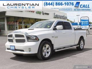 Used 2015 RAM 1500 Sport!!  COOLED SEATS!!  BACKUP CAM!! for sale in Sudbury, ON