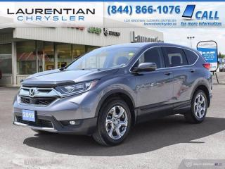 Used 2019 Honda CR-V EX!!  HEATED SEATS!!  TURBO!!  AWD!! for sale in Sudbury, ON