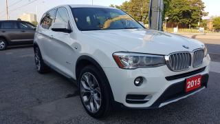 Used 2015 BMW X3 xDrive28i for sale in Scarborough, ON