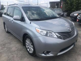 Used 2011 Toyota Sienna XLE for sale in Gloucester, ON