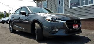 Used 2018 Mazda MAZDA3 Sport for sale in London, ON