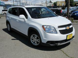 Used 2012 Chevrolet Orlando 1LT for sale in Vancouver, BC