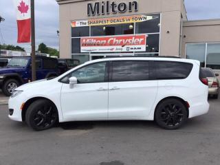Used 2019 Chrysler Pacifica S LIMITED|8 PASSENGER|LEATHER|NAVIGATION|DUAL DVD for sale in Milton, ON