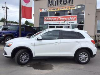 Used 2018 Mitsubishi RVR AWD for sale in Milton, ON