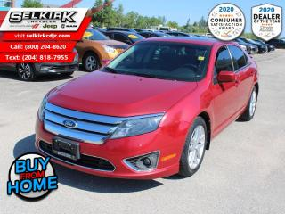 Used 2011 Ford Fusion SEL - Bluetooth -  Heated Seats for sale in Selkirk, MB