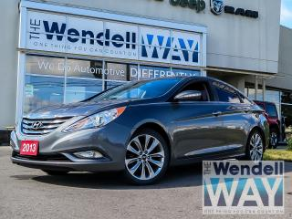 Used 2013 Hyundai Sonata Limited 2.0T Nav / Roof for sale in Kitchener, ON