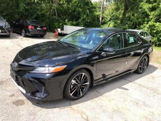 New 2020 Toyota Camry XSE V6 Camry XSE V6 for sale in Mississauga, ON