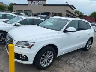 Used 2015 Audi Q5 2.0T Technik for sale in Scarborough, ON