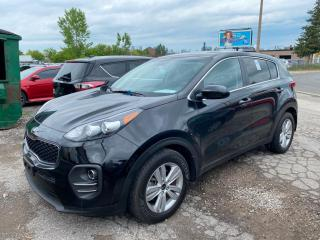 Used 2019 Kia Sportage LX for sale in Scarborough, ON
