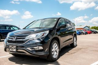 Used 2015 Honda CR-V EX AW for sale in Woodstock, ON