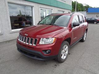 Used 2011 Jeep Compass 4 RM 4 portes North Edition for sale in St-Jérôme, QC