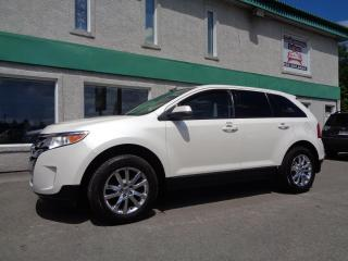 Used 2012 Ford Edge 4 portes SEL, Traction intégrale for sale in St-Jérôme, QC