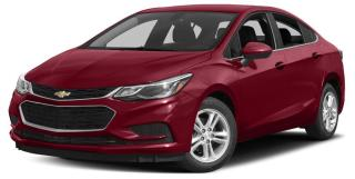 New 2018 Chevrolet Cruze LT AUTO for sale in Charlottetown, PE
