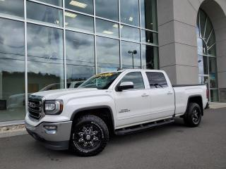 Used 2018 GMC Sierra 1500 4 RM, CREW CAB  SLE BOITE 6.5 for sale in Ste-Agathe-des-Monts, QC