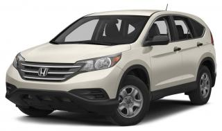 Used 2014 Honda CR-V LX ECON MODE | REARVIEW CAMERA WITH GUIDELINES | CRUISE CONTROL for sale in Cambridge, ON