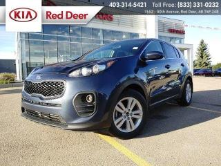Used 2018 Kia Sportage LX for sale in Red Deer, AB
